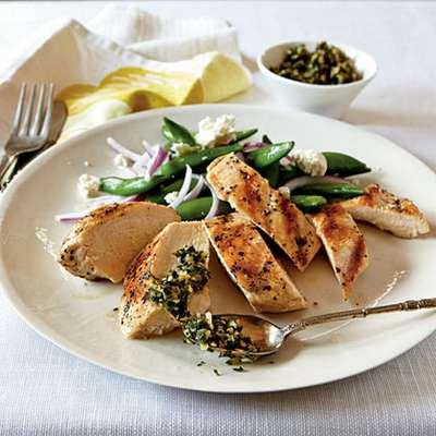 Yummy but healthy chicken breast recipe