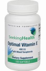 Optimal Vitamin E – 400 IU