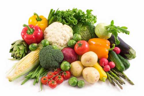 Vegetables are good for your daily eating plan