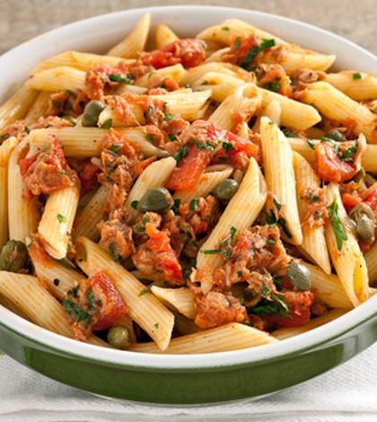 pasta tuna tomato sauce